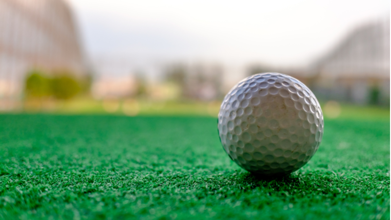 Structure Your Portfolio Like a Golf Course