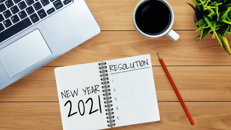 Attainable New Year's Resolutions for Investors in 2021