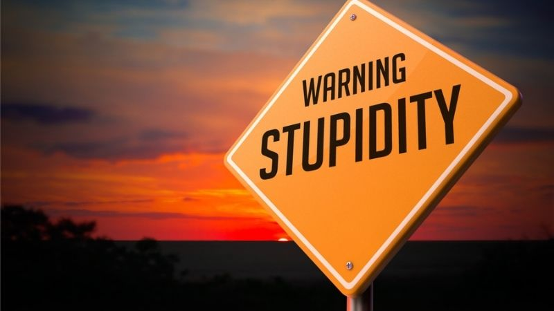 How to Avoid the Universal Laws of Stupidity While Investing