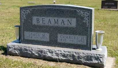 BEAMAN, GRACE M. - Adair County, Iowa | GRACE M. BEAMAN
