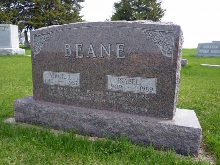 BEANE, VIRGIL L - Adair County, Iowa | VIRGIL L BEANE