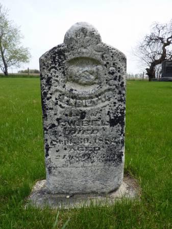 BELL, HENRIETTA - Adair County, Iowa | HENRIETTA BELL