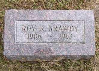 BRAWDY, ROY R. - Adair County, Iowa | ROY R. BRAWDY