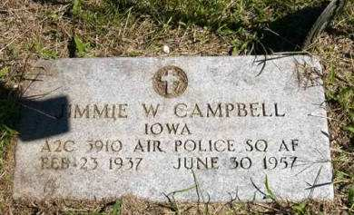 CAMPBELL, JIMMIE W. - Adair County, Iowa | JIMMIE W. CAMPBELL