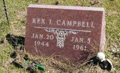 CAMPBELL, REX L. - Adair County, Iowa | REX L. CAMPBELL