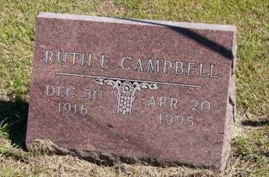 CAMPBELL, RUTH E. - Adair County, Iowa | RUTH E. CAMPBELL