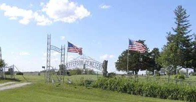 JEFFERSON, CEMETERY - Adair County, Iowa   CEMETERY JEFFERSON