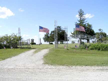 JEFFERSON CENTER, CEMETERY - Adair County, Iowa | CEMETERY JEFFERSON CENTER