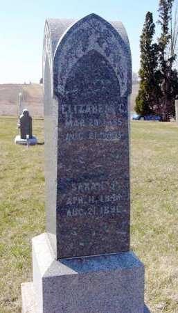 CLAYTON, ELIZABETH C. - Adair County, Iowa | ELIZABETH C. CLAYTON