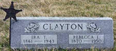 CLAYTON, REBECCA L. - Adair County, Iowa | REBECCA L. CLAYTON