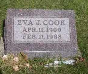 COOK, EVA - Adair County, Iowa | EVA COOK