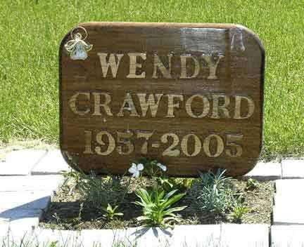 CRAWFORD, WENDY - Adair County, Iowa   WENDY CRAWFORD