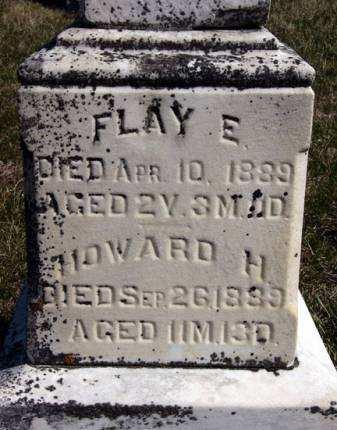 DAVIS, FLAY E. - Adair County, Iowa | FLAY E. DAVIS