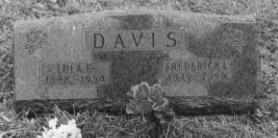 DAVIS, FREDERICK LEON - Adair County, Iowa | FREDERICK LEON DAVIS