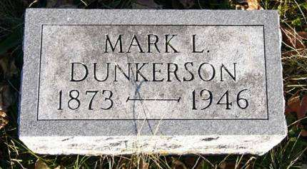 DUNKERSON, MARK L. - Adair County, Iowa | MARK L. DUNKERSON