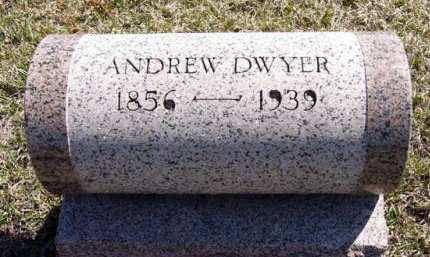 DWYER, ANDREW - Adair County, Iowa   ANDREW DWYER