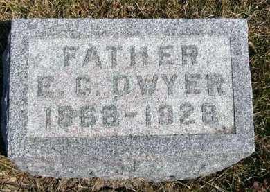 DWYER, E. G. - Adair County, Iowa   E. G. DWYER