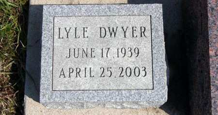 DWYER, LYLE - Adair County, Iowa | LYLE DWYER