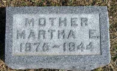DWYER, MARTHA E. - Adair County, Iowa | MARTHA E. DWYER