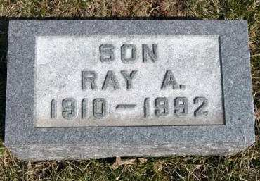DWYER, RAY A. - Adair County, Iowa | RAY A. DWYER