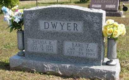 DWYER, SYLVIA B. - Adair County, Iowa | SYLVIA B. DWYER