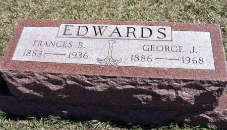 EDWARDS, FRANCES B. - Adair County, Iowa | FRANCES B. EDWARDS
