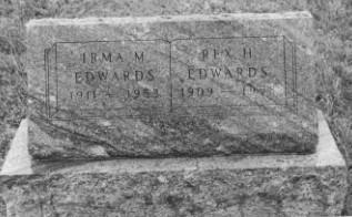 EDWARDS, IRMA MAXINE - Adair County, Iowa | IRMA MAXINE EDWARDS