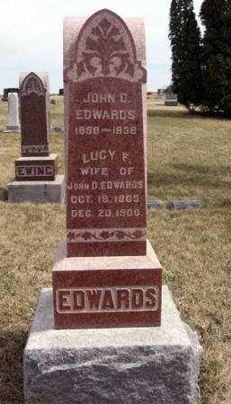 EDWARDS, JOHN D. - Adair County, Iowa | JOHN D. EDWARDS