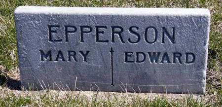 EPPERSON, MARY - Adair County, Iowa | MARY EPPERSON