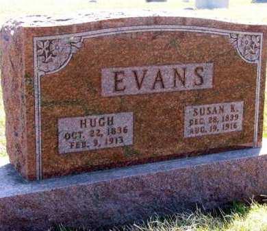 EVANS, HUGH - Adair County, Iowa | HUGH EVANS