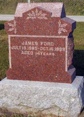 FORD, JAMES - Adair County, Iowa | JAMES FORD