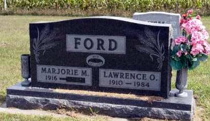 FORD, LAWRENCE O. - Adair County, Iowa | LAWRENCE O. FORD