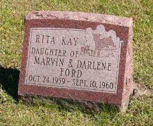 FORD, RITA KAY - Adair County, Iowa | RITA KAY FORD