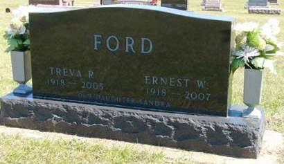 FORD, ERNEST W. - Adair County, Iowa | ERNEST W. FORD