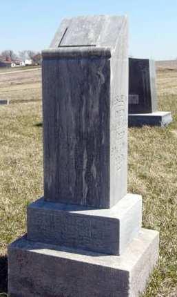 FOSTER, GEORGE W. - Adair County, Iowa | GEORGE W. FOSTER