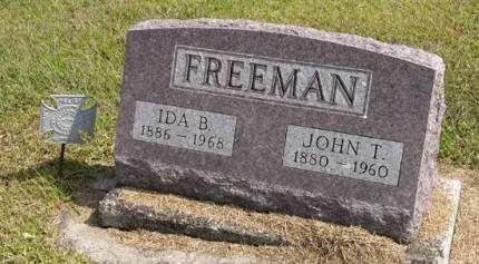 FREEMAN, IDA B. - Adair County, Iowa | IDA B. FREEMAN
