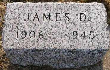 GARDNER, JAMES D. - Adair County, Iowa | JAMES D. GARDNER