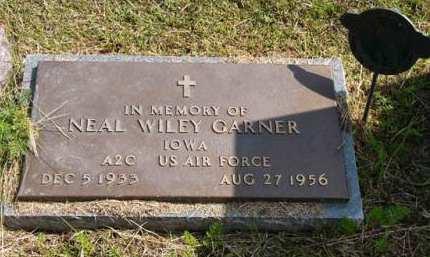 GARNER, NEAL WILEY - Adair County, Iowa | NEAL WILEY GARNER