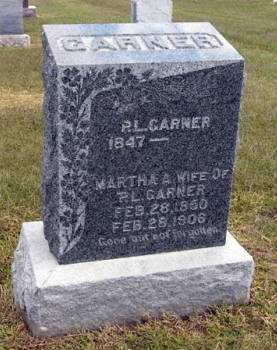 GARNER, P. L. - Adair County, Iowa | P. L. GARNER