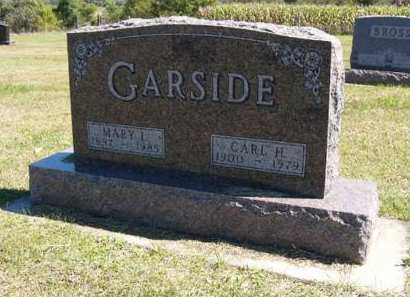 GARSIDE, CARL H. - Adair County, Iowa | CARL H. GARSIDE