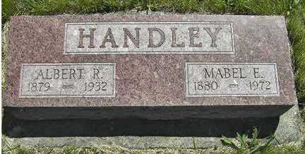 HANDLEY, MABEL E. - Adair County, Iowa | MABEL E. HANDLEY