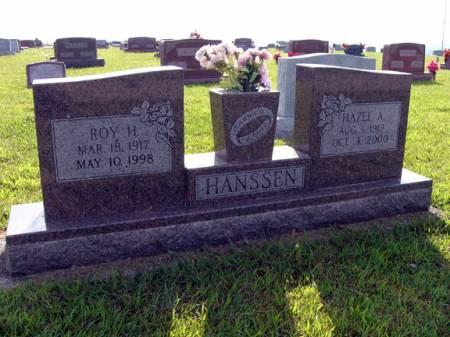 HANSSEN, ROY H. - Adair County, Iowa | ROY H. HANSSEN