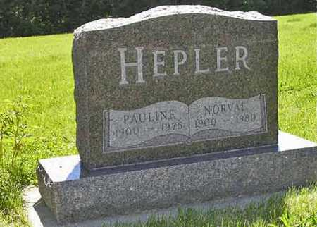 HELPER, PAULINE - Adair County, Iowa | PAULINE HELPER