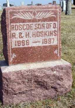 HOSKINS, ROSCOE - Adair County, Iowa | ROSCOE HOSKINS