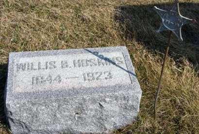 HOSKINS, WILLIS B. - Adair County, Iowa | WILLIS B. HOSKINS