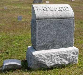 HOWARD, IDA R. - Adair County, Iowa   IDA R. HOWARD