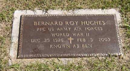 HUGHES, BERNARD ROY - Adair County, Iowa | BERNARD ROY HUGHES