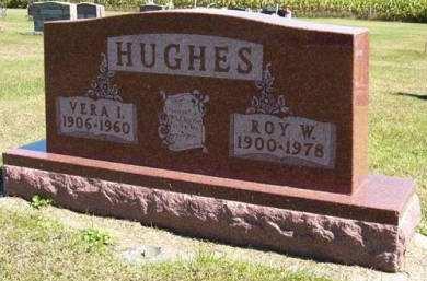HUGHES, ROY W. - Adair County, Iowa | ROY W. HUGHES