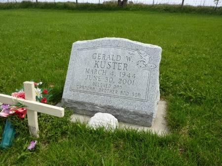 KUSTER, GERALD W - Adair County, Iowa | GERALD W KUSTER
