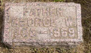 LENTS, GEORGE W. - Adair County, Iowa | GEORGE W. LENTS